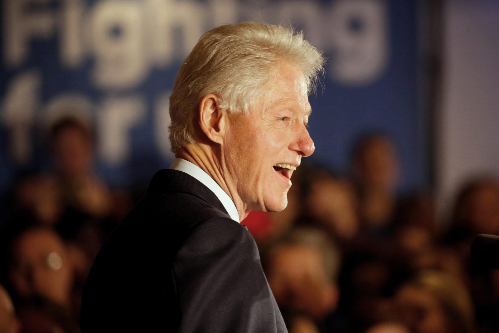Former U.S. President Bill Clinton will attend funeral services Friday in Rochester for Rep. Louise Slaughter, who died last week at 88. (Derek Gee/News file photo)