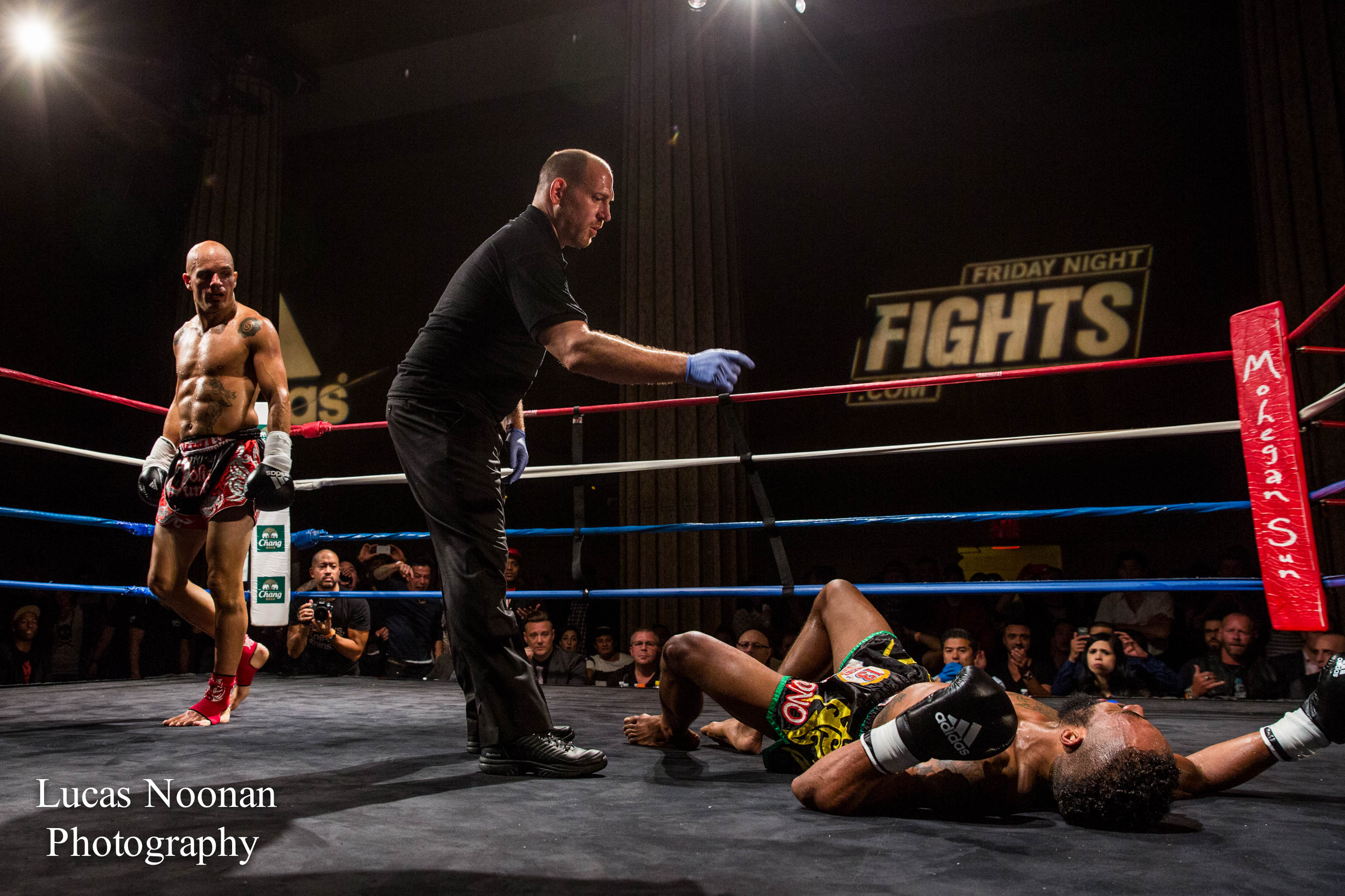 Buffalo native Chris Kwiatkowski is a seven-time kickboxing champ. (Photo courtesy of Lucas Noonan Photography)
