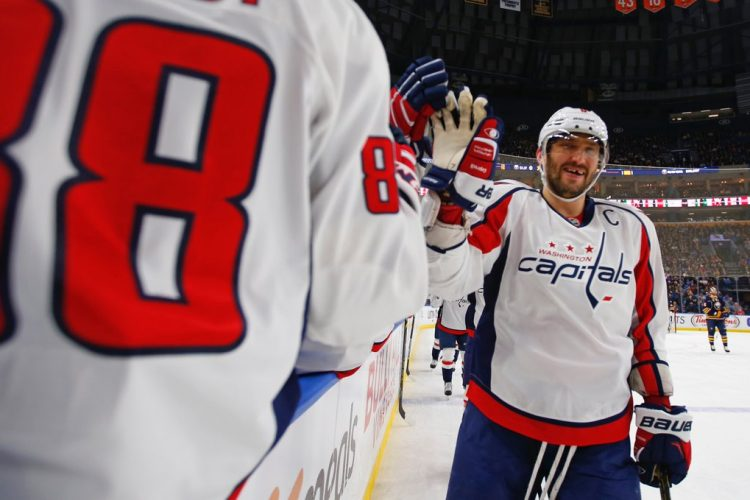 Sabres Notebook: Capitals own the big moment