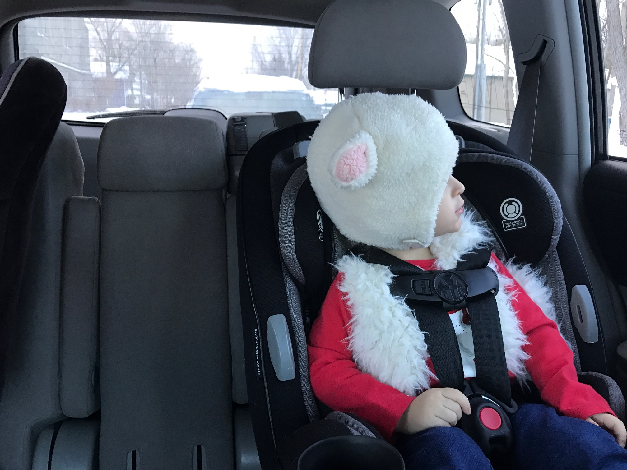 The Kelly for Kids Foundation will support two car seat safety programs this year. (Mary Friona-Celani/Special to The News)