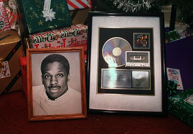 "Ernest ""Bobby"" Crawford Jr., a Buffalo native who found success as a music producer in New York City, was shot and killed on Dec. 22, 1995, in his mother's driveway on Glenwood Avenue. (Buffalo News file photo)"