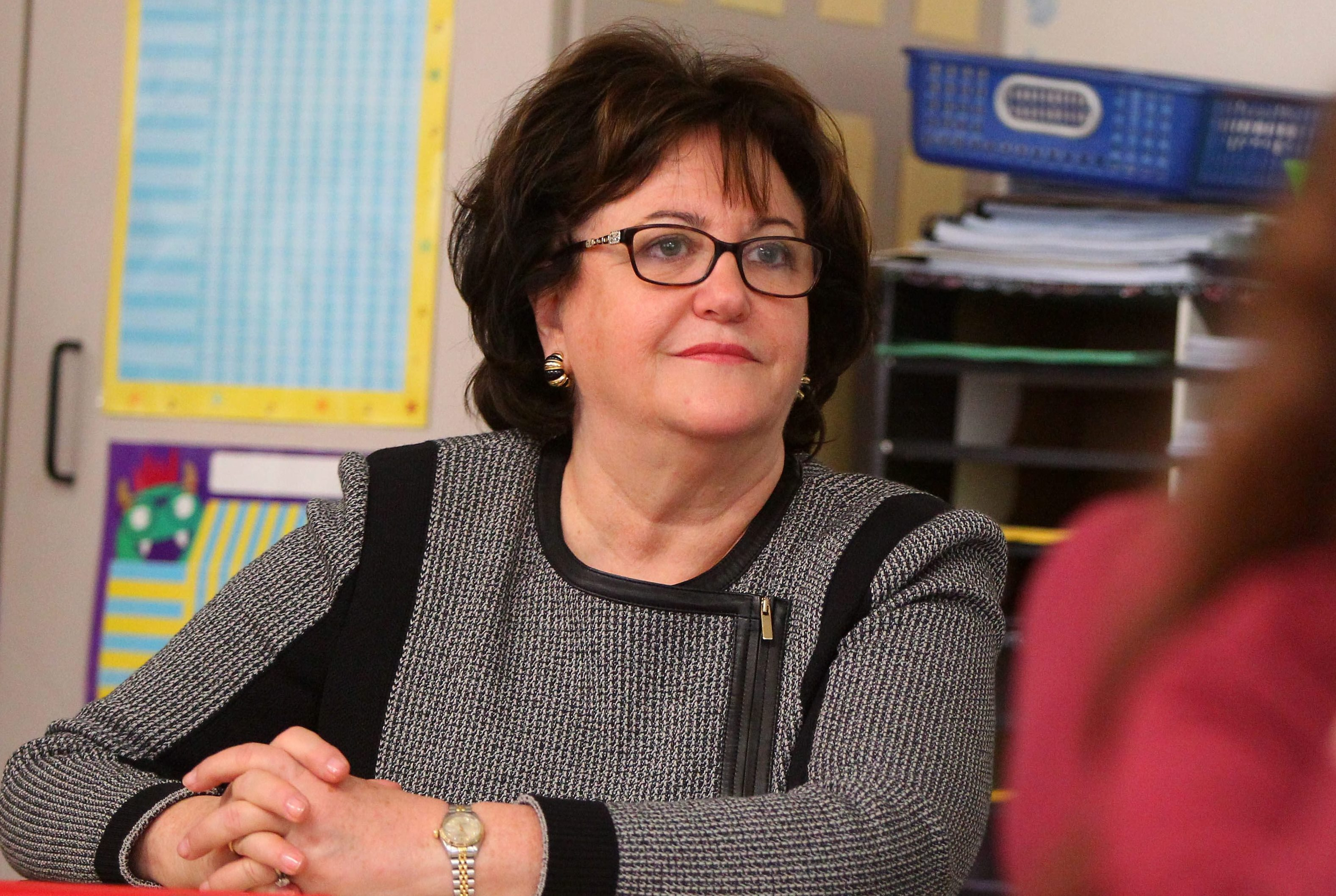 State Education Commissioner MaryEllen Elia  (Mark Mulville/Buffalo News)