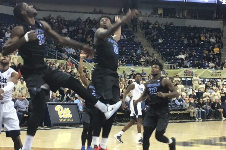 Perkins, Massinburg shine as UB gives Pitt a scare
