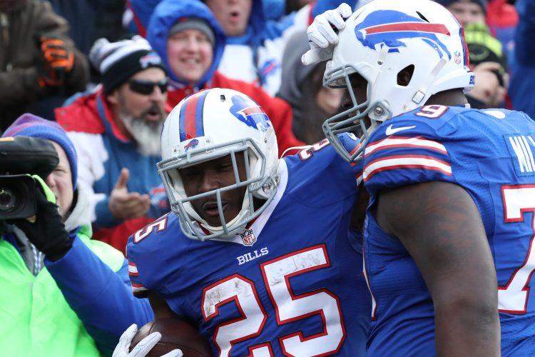 NFL.com suggests LeSean McCoy could be a 'surprise' cap casualty