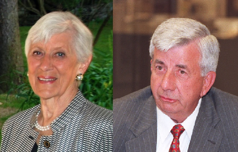 Patricia and Richard Garman donated $4 million to Buffalo State College's art conservation program.