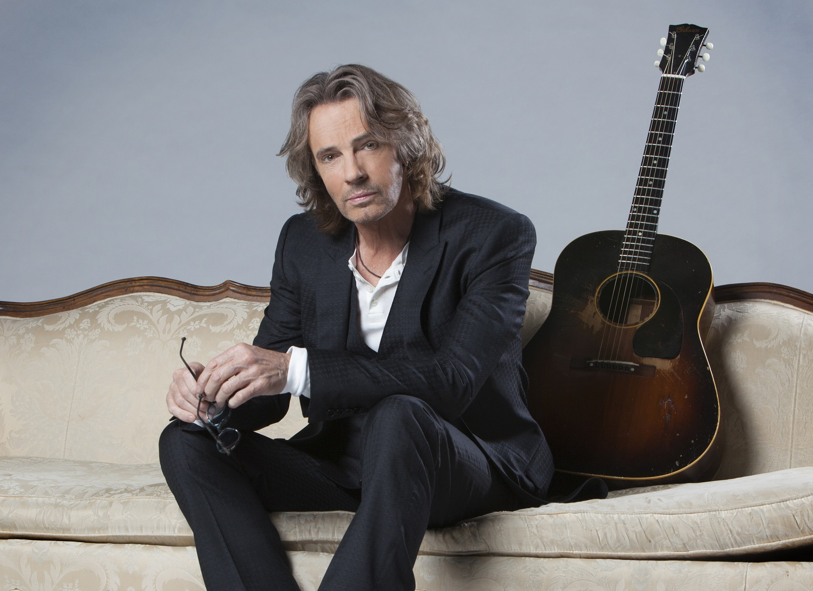 Rick Springfield is performing an intimate show at the Riviera Theatre.