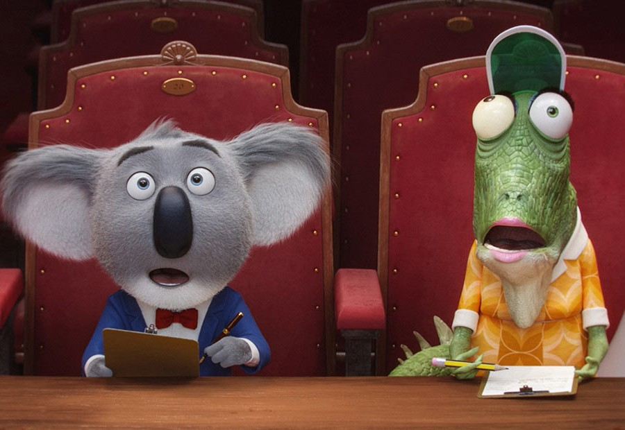 The new animated film 'Sing' is great for the entire family.