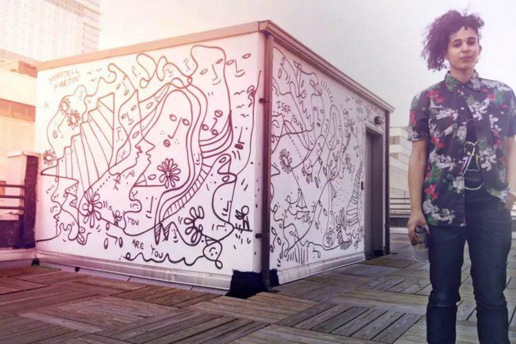 Rising art star Shantell Martin to create new Buffalo mural
