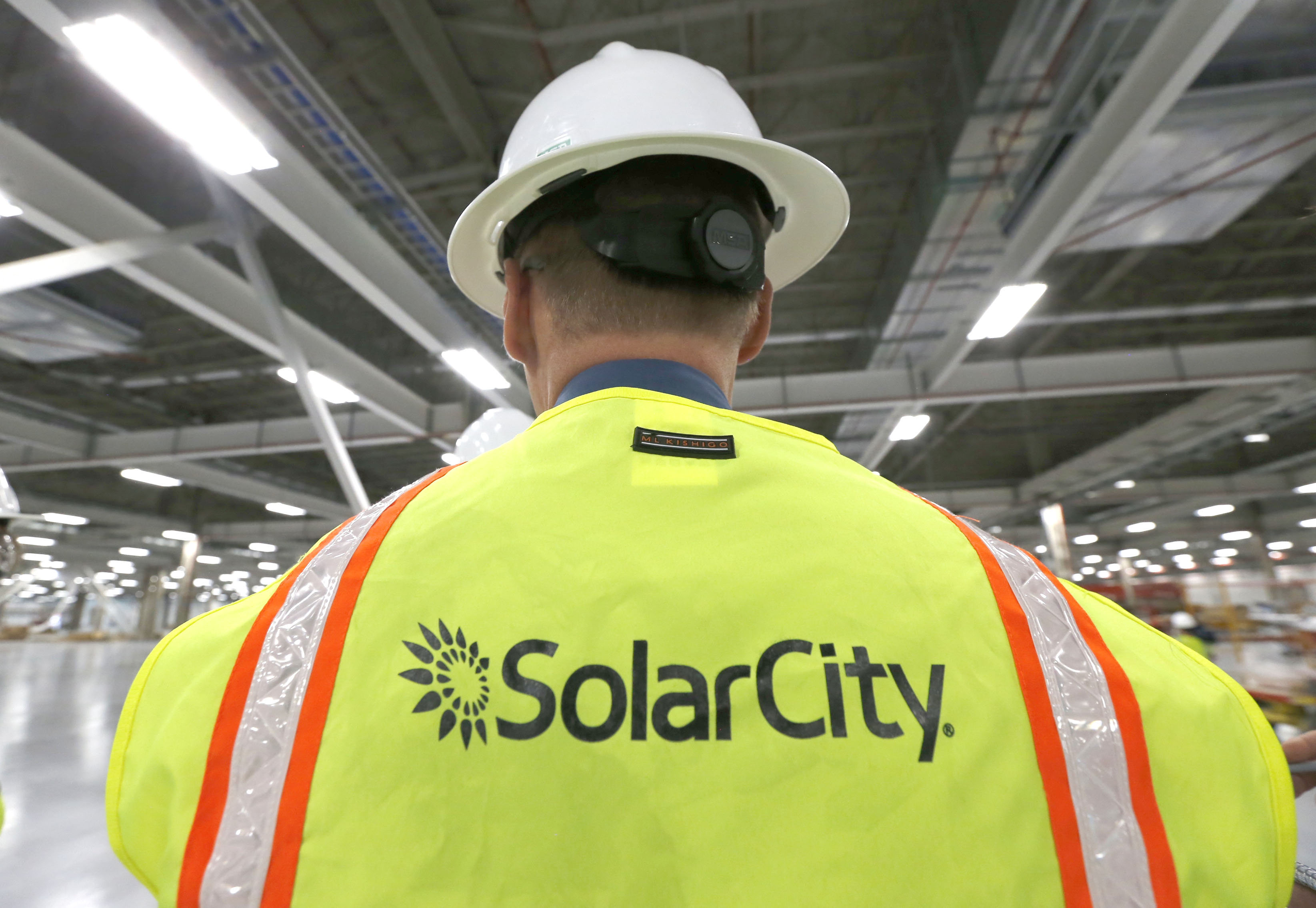 SolarCity is beginning its search for entry-level production workers.   (Robert Kirkham/Buffalo News file photo)