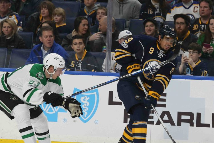 Sabres 4, Dallas 1