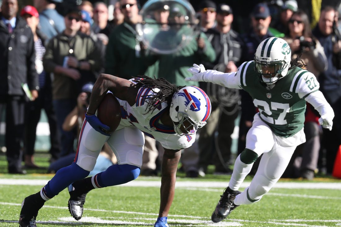 Buffalo Bills WR Sammy Watkins to have second foot surgery