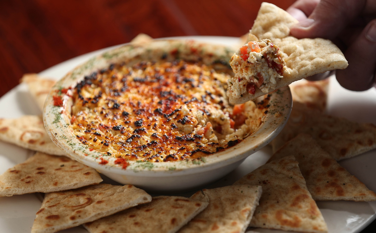 Cheesy, but in a good way: Pub-style appetizers that ...