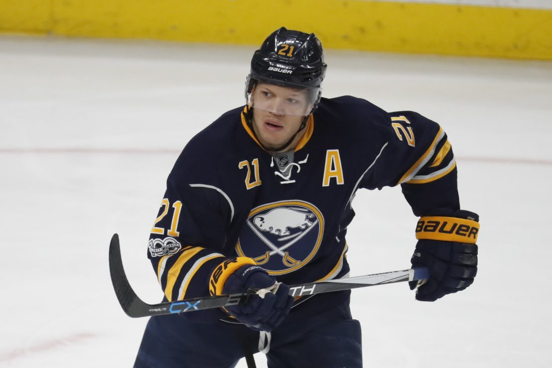 Sabres Notebook: With Okposo Still Out, Smith Will Make His NHL Debut