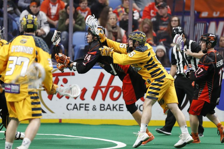 The games are the same: Bandits' problems mount with loss