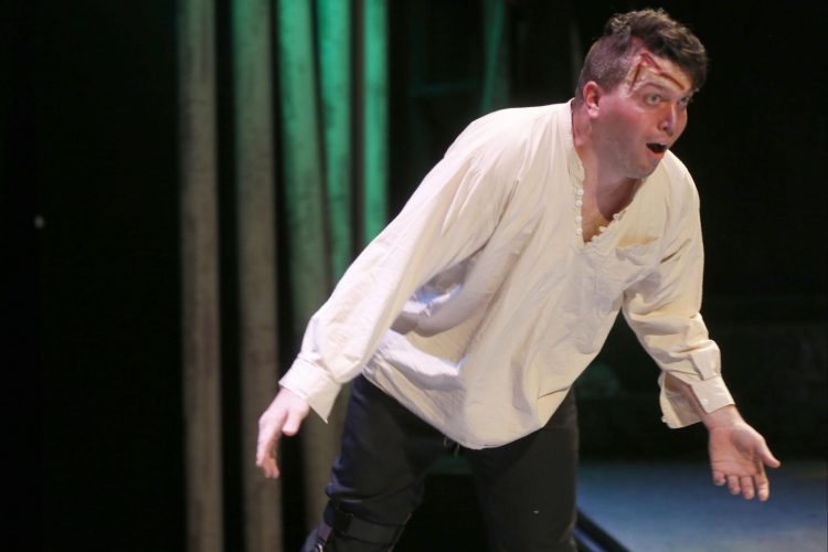 A fresh take on 'Frankenstein' at Road Less Traveled