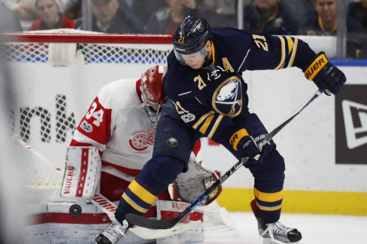 Sabres 3, Red Wings 2 (OT)