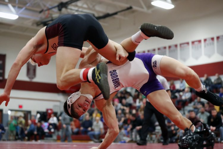 High School Extra: Clarence depth too much in ECIC wrestling