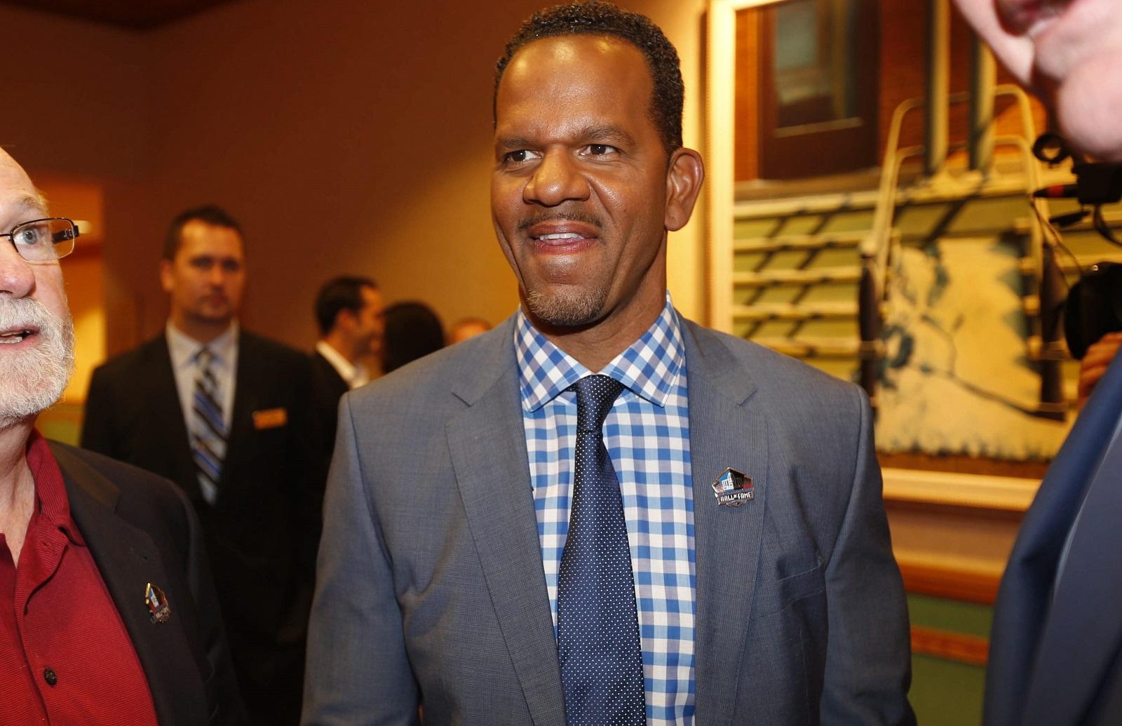 Andre Reed (Robert Kirkham/Buffalo News file photo)