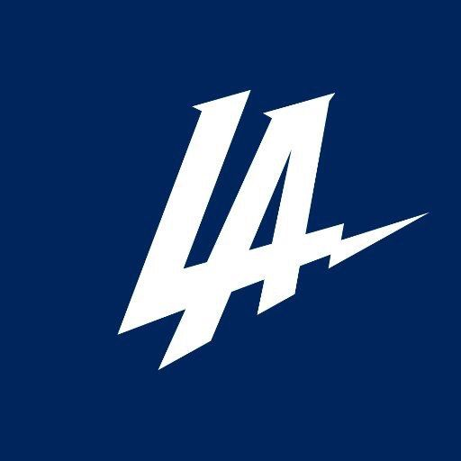 The new Los Angeles Chargers logo.