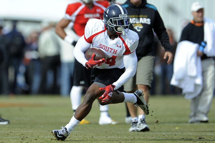 Bills scouts handle Senior Bowl, coaches stay back