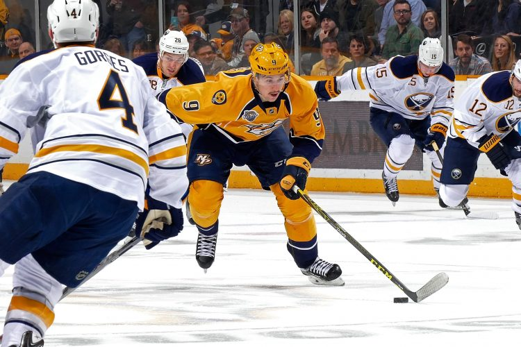 Sabres Notebook: Parents join trip; Preds rolling