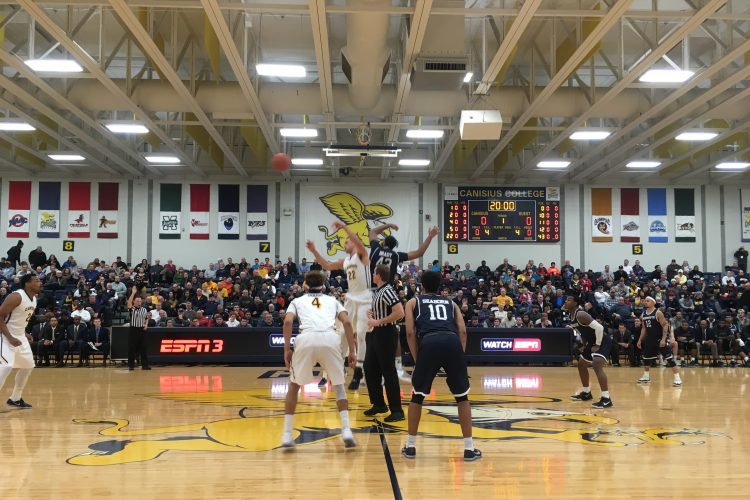 Monmouth uses size advantage to defeat Canisius, 76-72