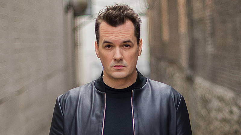 Comedian Jim Jefferies will be at the University at Buffalo Center for the Arts.