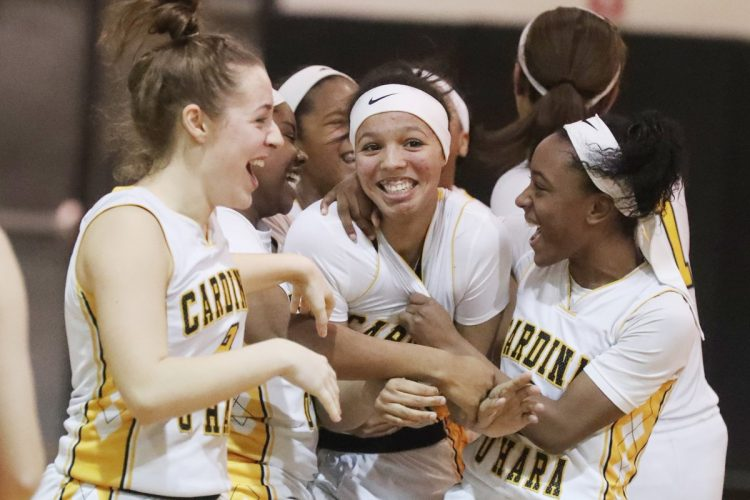 Cardinal O'Hara girls rally to defeat defending state champs in overtime
