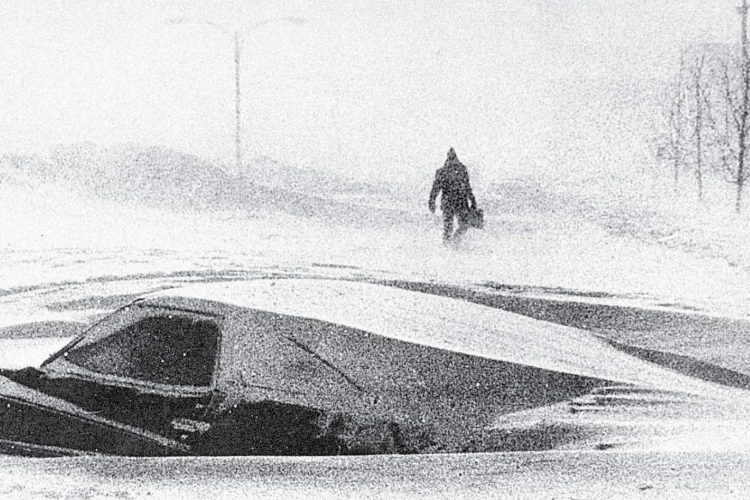 The Blizzard of '77: Buffalo's storm for the ages