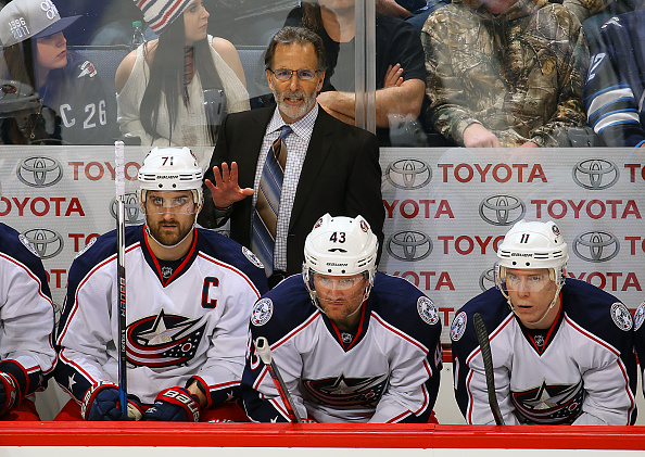 John Tortorella directed his team to a 16-game winning streak (Getty Images).