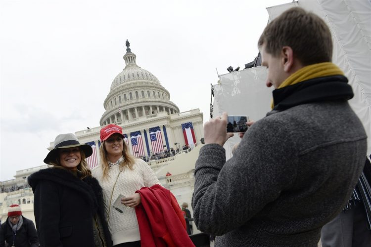 Gallery: The inauguration of Donald J. Trump