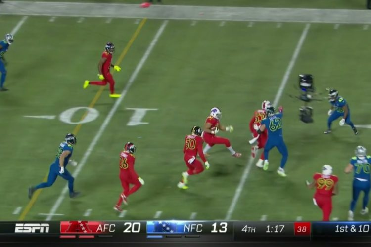 Video: Highlights of Pro Bowl co-MVP Lorenzo Alexander