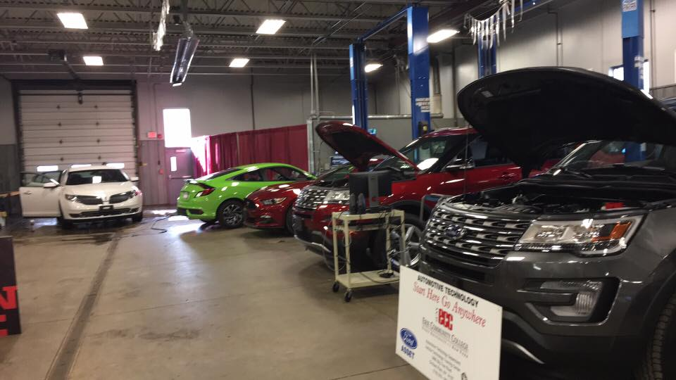 This year's Niagara Frontier Automobile Dealers Association's Ron Smith Memorial AutoTech Competition will take place Jan. 13. (Photo courtesy NFADA)