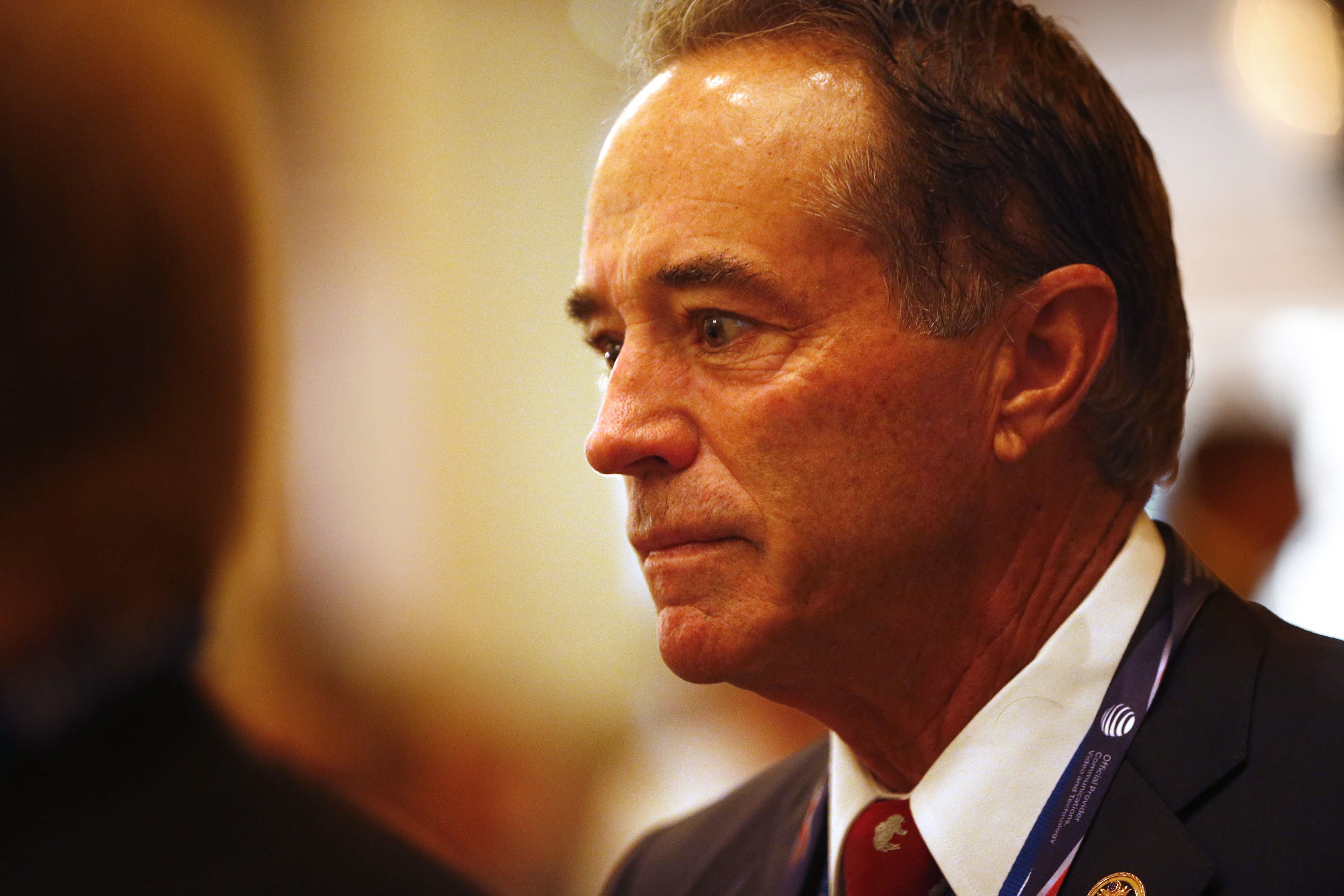 Rep. Chris Collins has been involved with the Australian biotech company Innate Immunotherapeutics for 15 years. (Derek Gee/Buffalo News)