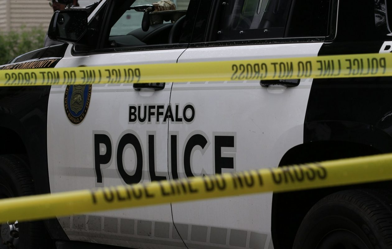 There have been 35 homicides in Buffalo so far this year. (Derek Gee/Buffalo News file photo)