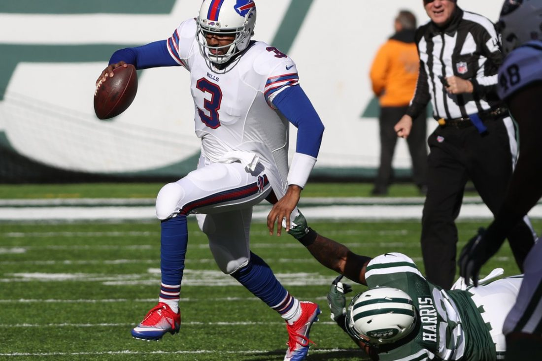 Former Bills first round pick QB EJ Manuel likely joining Raiders