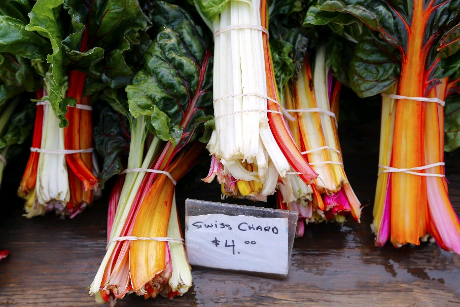 The state farmers market management certification program looks to infuse markets with more tools for greater success. (Mark Mulville/Buffalo News file photo)