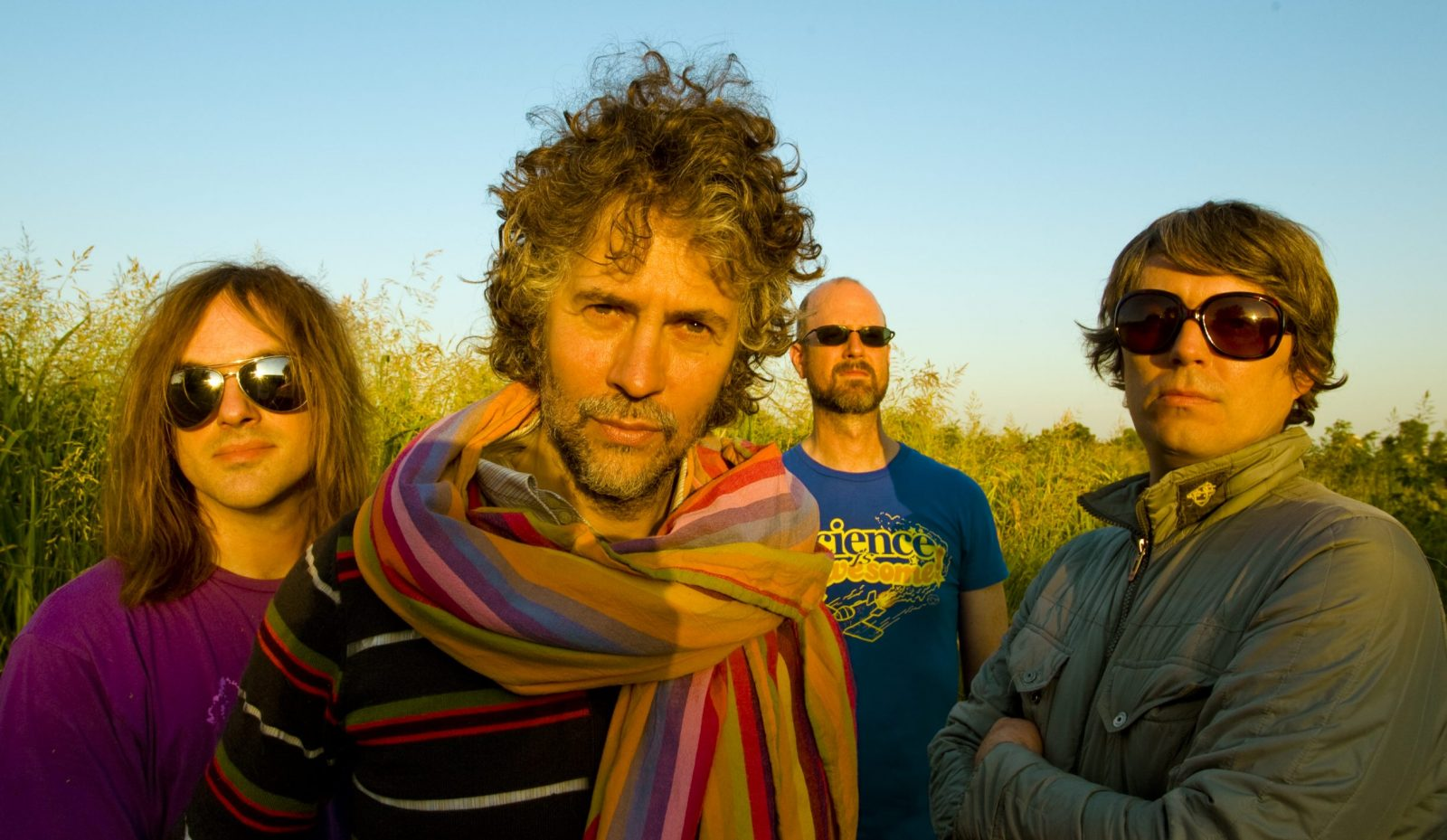 The music of the Flaming Lips helped Jeff Miers get through a recent illness.