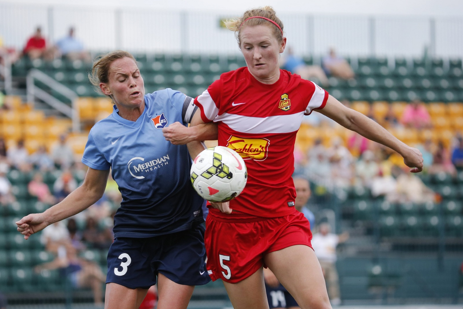 The defending NWSL champion Western New York Flash have been sold to an ownership group from North Carolina. (Harry Scull Jr./Buffalo News file photo)