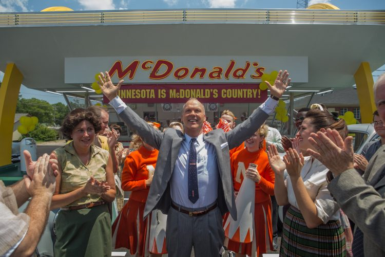 Michael Keaton serves up another great performance in 'The Founder'