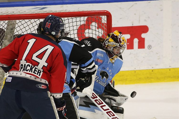 Buffalo Beauts 4, NY Riveters 3