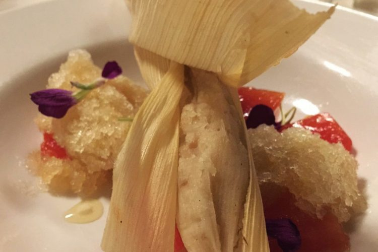 Chef Gonzalez's West Side Mexican restaurant, Las Puertas, sets opening