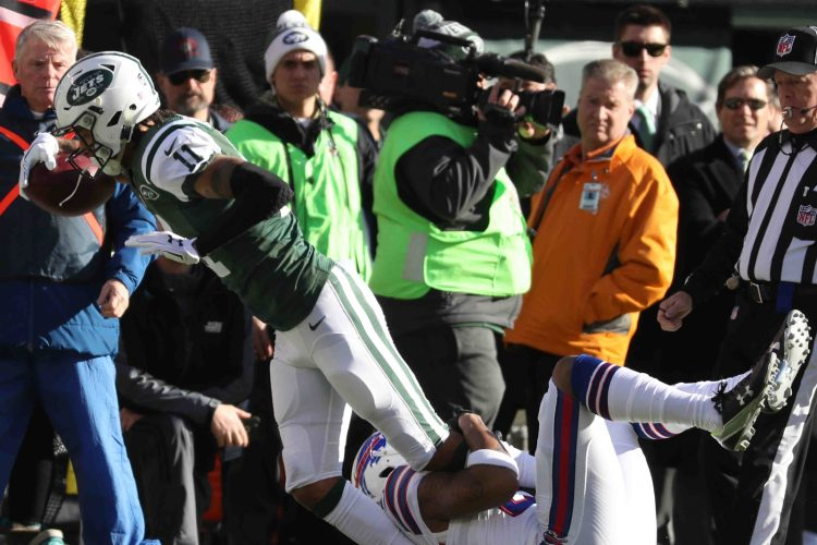 Jets 30, Bills 10: Through the lens of James P. McCoy
