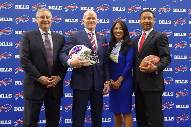 Vic Carucci's Bills Mailbag: McDermott to have a major say in Tyrod call