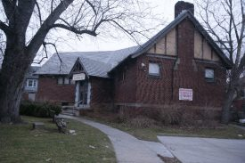 North Park library (Buffalo News file photo)