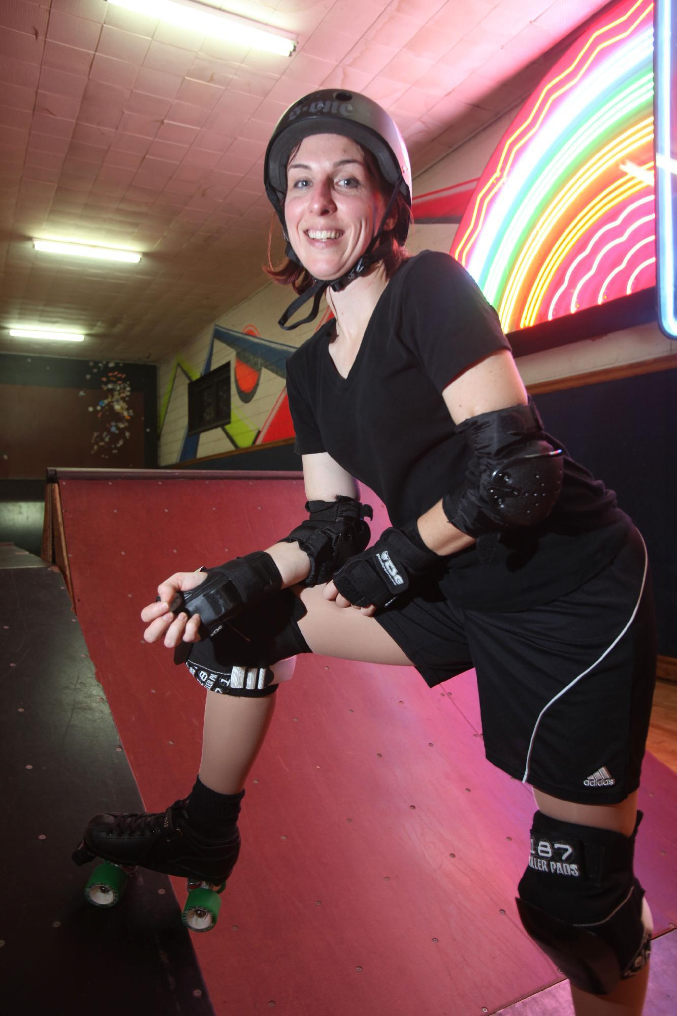 Roller skating rink lafayette in - Rainbow Rink In North Tonawanda Is Family Owned And Offers Lots Of Skate Time Robert Kirkham Buffalo News File Photo