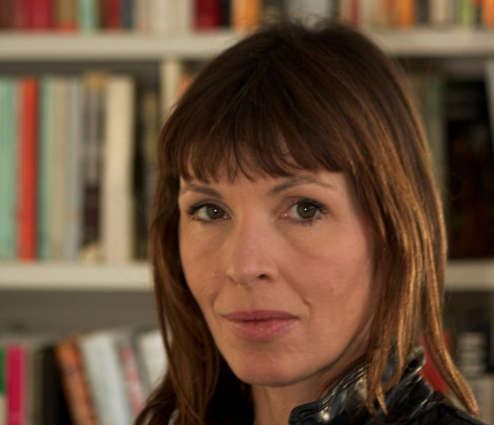 Rachel Cusk (Photo courtesy of Siemon Scamell-Katz)