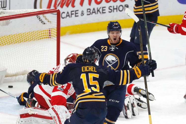 Quick hits: Sabres 3, Red Wings 2 (OT)