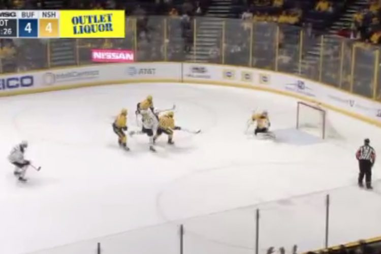 Video highlights: Eichel's OT winner in 5-4 win at Nashville
