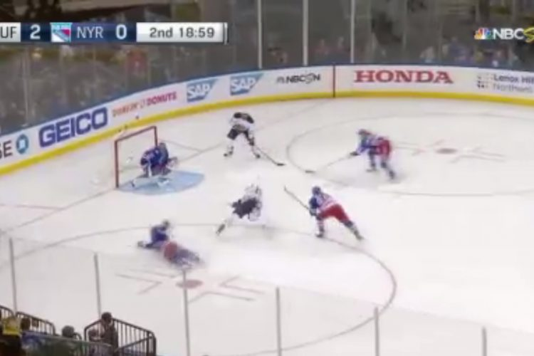 Video highlights: Sabres 4, Rangers 1